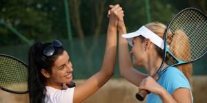 Actitud para el tenis