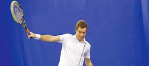 Le cop sportif, nuevo proveedor de la equipación del tenista francés Richard Gasquet