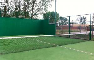 Campamento de tenis de verano en Zamora