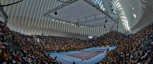 Open 500 de Valencia se celebrará en el Ágora 2 años más.