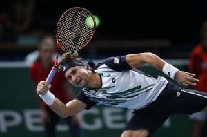 David Ferrer gana en Doha