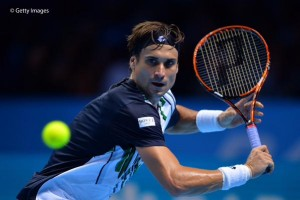 David Ferrer y Tourna Grip Original