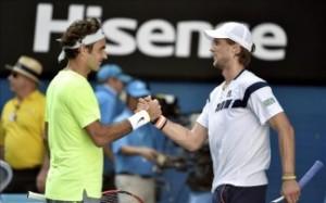 Seppi deja fuera de Australia a Federer