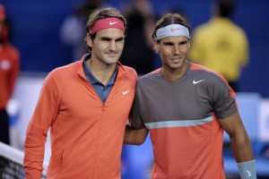 Indian Wells: Roger Federer y Rafael Nadal en octavos de final
