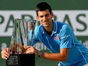 Djokovic derrota a Federer y consigue el primer Masters 1000 de la temporada
