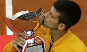 Djokovic triunfa en Monte Carlo