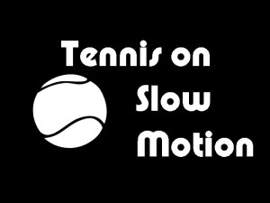 Tommy Robredo en Slow Motion