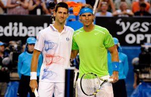 Analisis: Como restan Djokovic y Nadal.