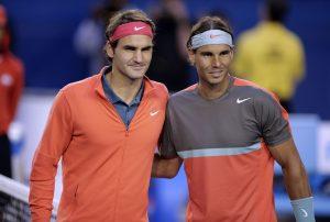 Nadal y Federer se sitúan otra vez en la línea de salida de un Grand Slam