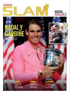 Nadal Y Garbine Numeros 1