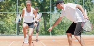 La importancia de un buen entrenamiento en el tenis