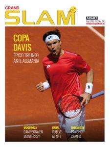 Ya llego el nuevo numero de la revista GRAN SLAM Nº 256