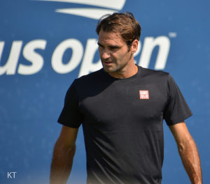 Federer da paso a las nuevas generaciones