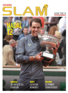Revista Tenis Grand Slam 267 Julio