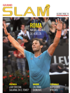 Revista Tenis Grand Slam 266 Junio