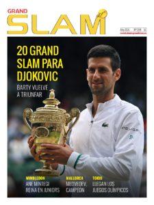 Descárgate gratis la Revista Grand Slam Nº 284!